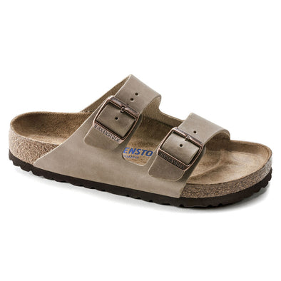 Birkenstock Arizona Soft Footbed Tobacco Leather