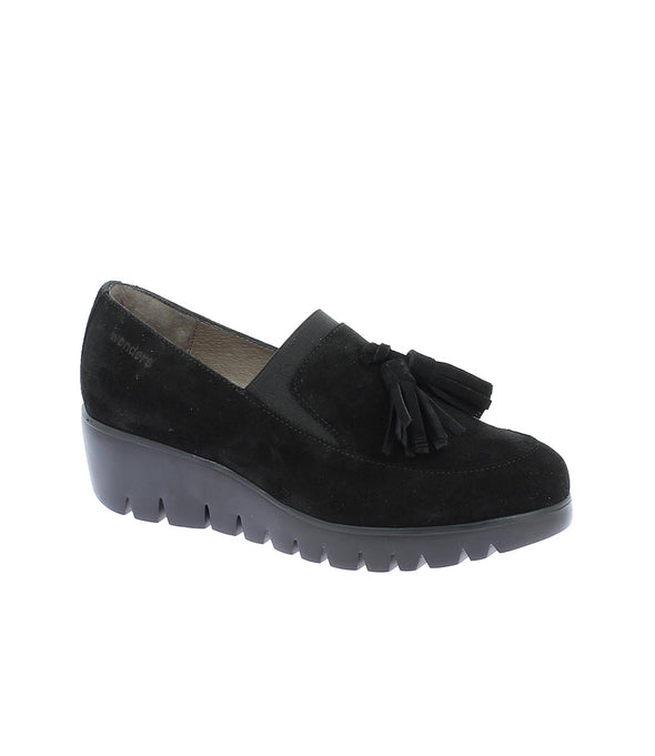 Wonders C-3342 Loafer Wedge