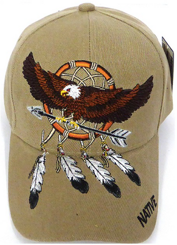 Native Eagle Hat