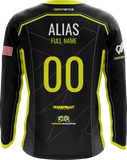 Dominance Long-Sleeve Esports Jersey