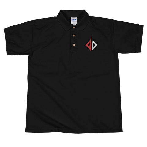 ExodusGG Embroidered Polo Shirt