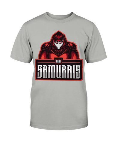 Red Samurais T-Shirt