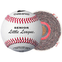 Senior Little League Tournaent Baseballs -1 Dozen Full Grain Leather