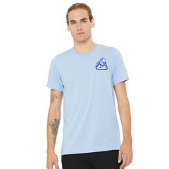 Save The Straws Letters Skate Tee