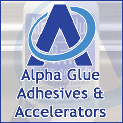 Alpha Glue Adhesives & Accelerators