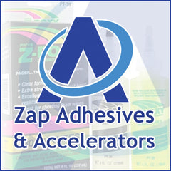 Zap Adhesives & Accelerators