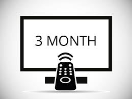 BBTV - 3 months subscription