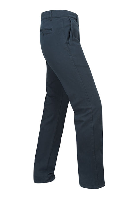 Colorado - Navy Cotton Super Stretch Chino