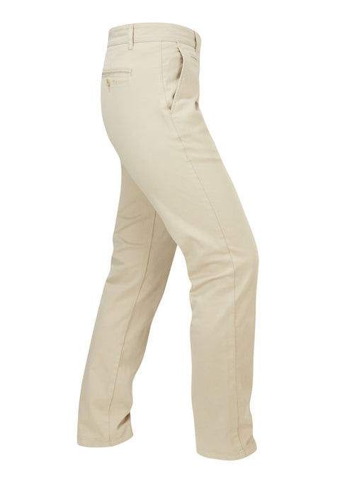 Colorado/1 - Sand Cotton Super Stretch Chino