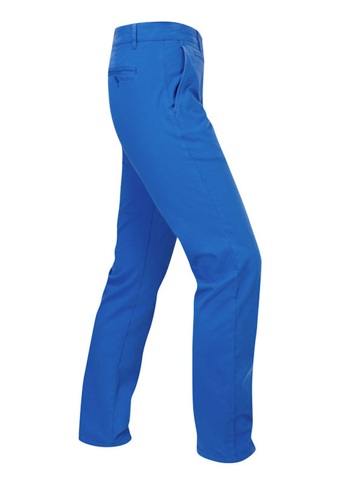 Colorado/2 - Ocean Blue Cotton Super Stretch Chino