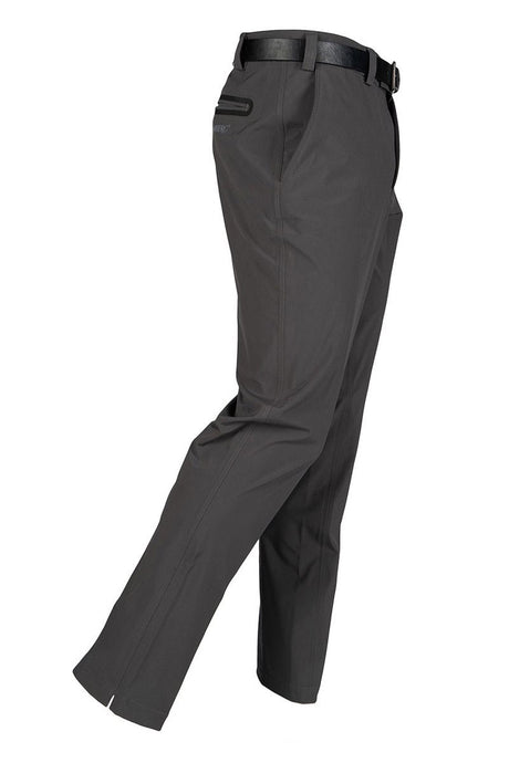 Winter Tech 1.2 - Grey Water Resistant Stretch Trouser - Tapered Fit