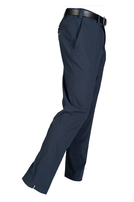 Winter Tech 1.1 - Navy Water Resistant Stretch Trouser - Tapered Fit