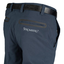 Load image into Gallery viewer, Winter Tech 1.1 - Navy Water Resistant Stretch Trouser - Tapered Fit