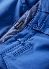 Load image into Gallery viewer, Colorado/2 - Ocean Blue Cotton Super Stretch Chino