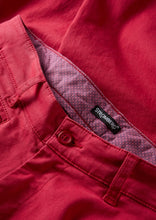 Load image into Gallery viewer, Colorado/3 - Red Cotton Super Stretch Chino