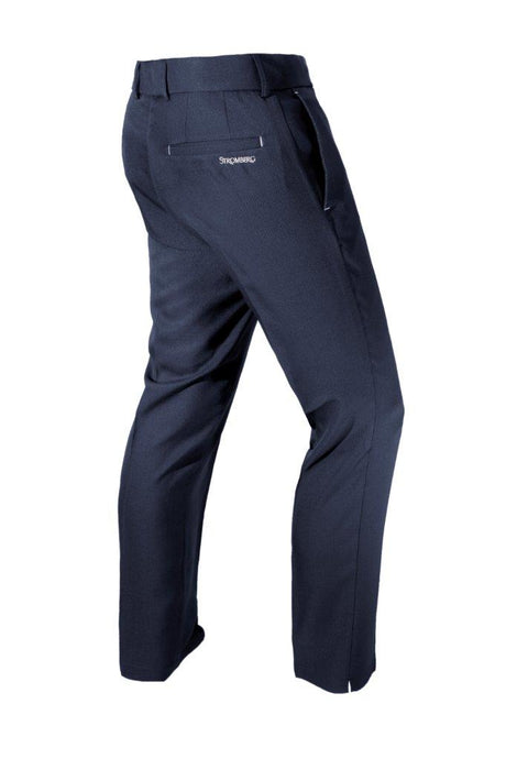 Harrogate 1 - Navy - Water Resistant - Soft Feel - Tapered