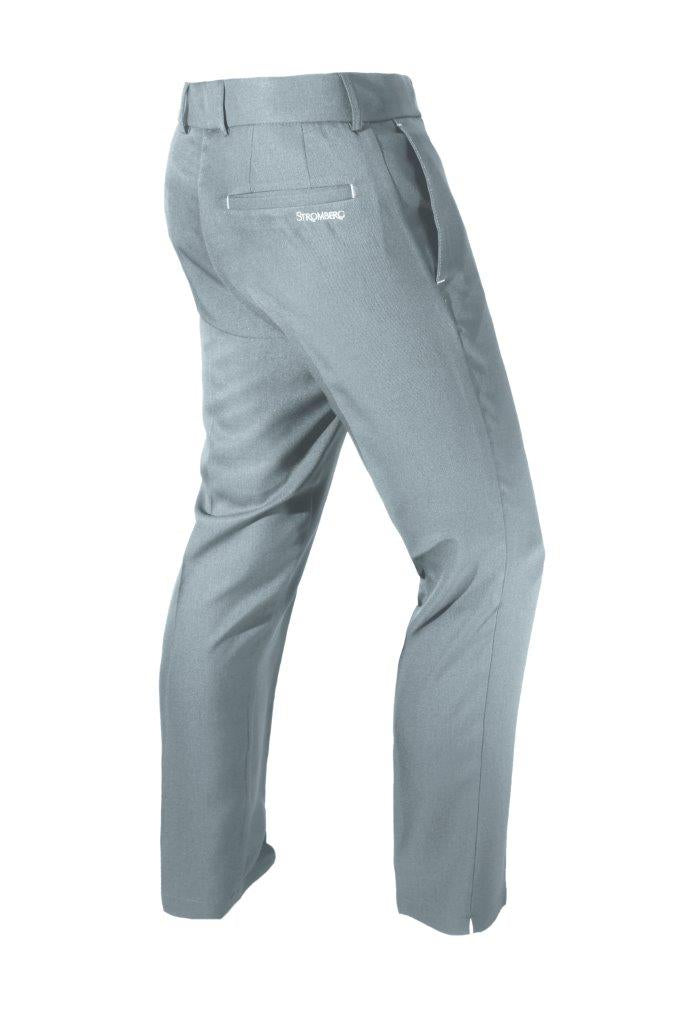 Harrogate 2 - Grey - Water Resistant - Soft Feel - Tapered