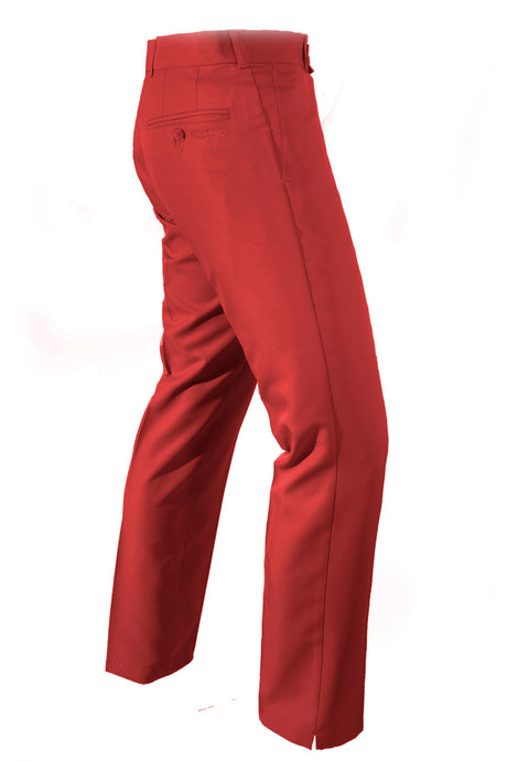 Sintra 2.3 - Red Technical Golf Trouser - Tapered Fit