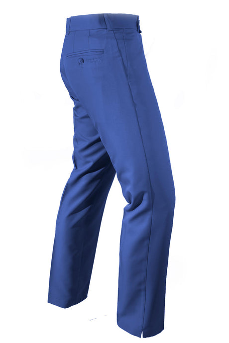 Sintra 2.4 - Blue Technical Golf Trouser - Tapered Fit