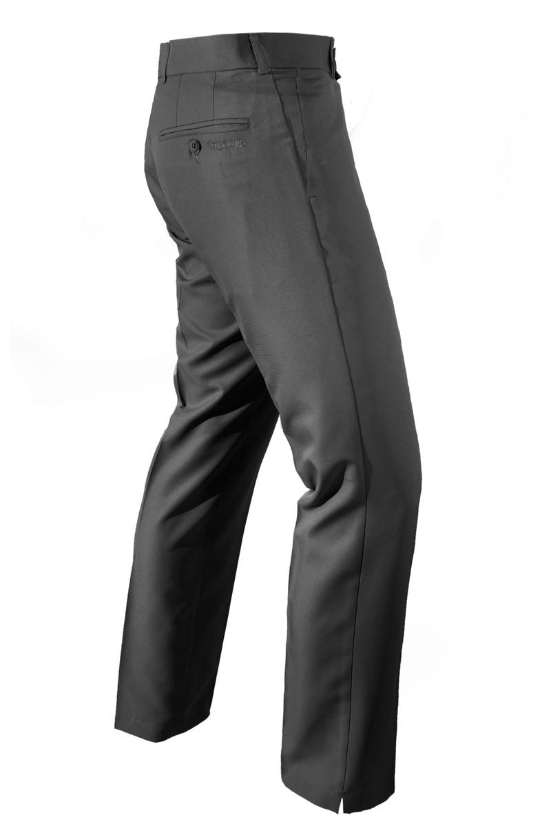 Sintra 2.7 - Dark Grey Technical Golf Trouser - Tapered Fit
