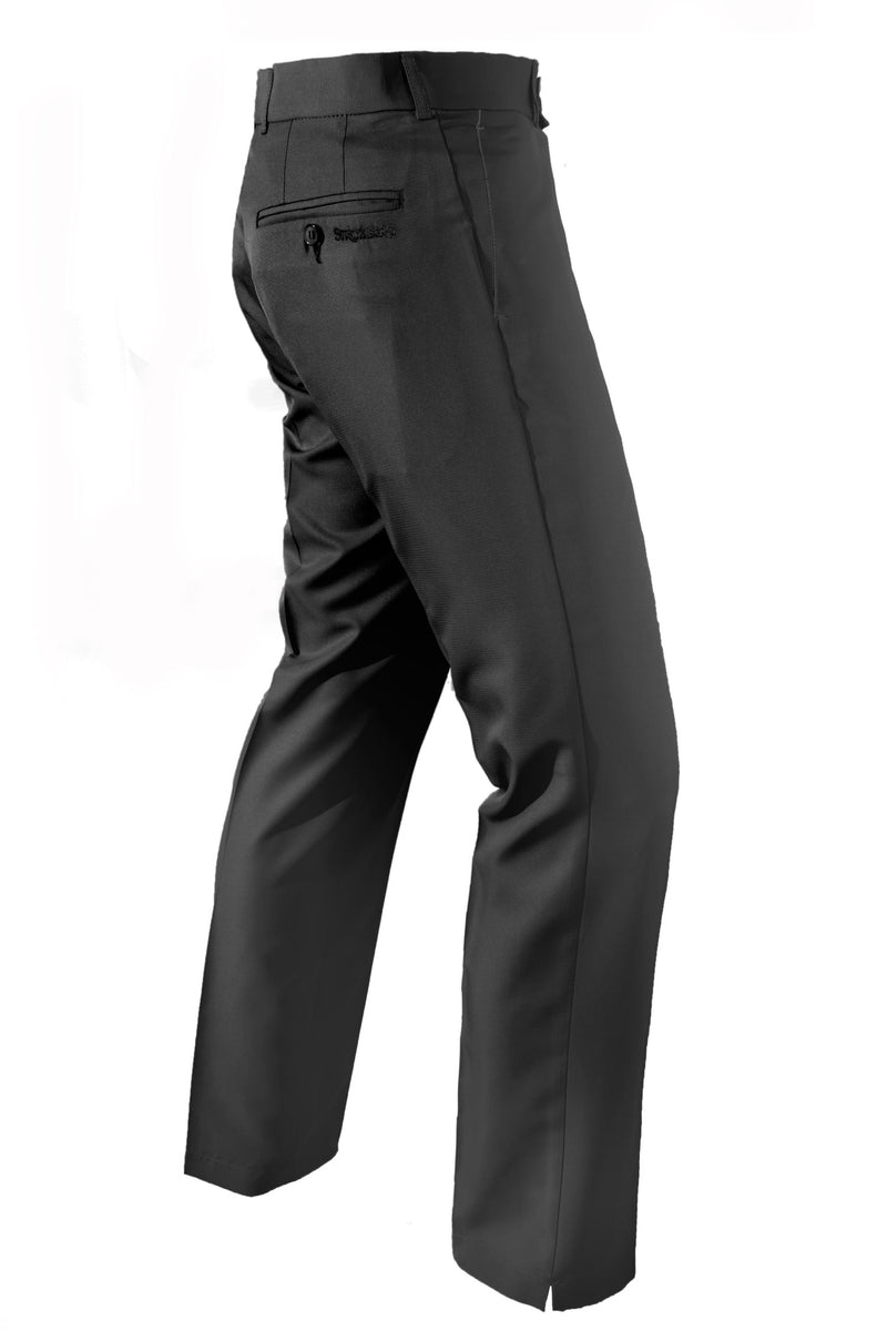 Sintra 2.0 - Black Technical Golf Trouser - Tapered Fit