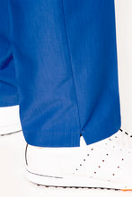 Load image into Gallery viewer, Sintra 2.4 - Blue Technical Golf Trouser - Tapered Fit