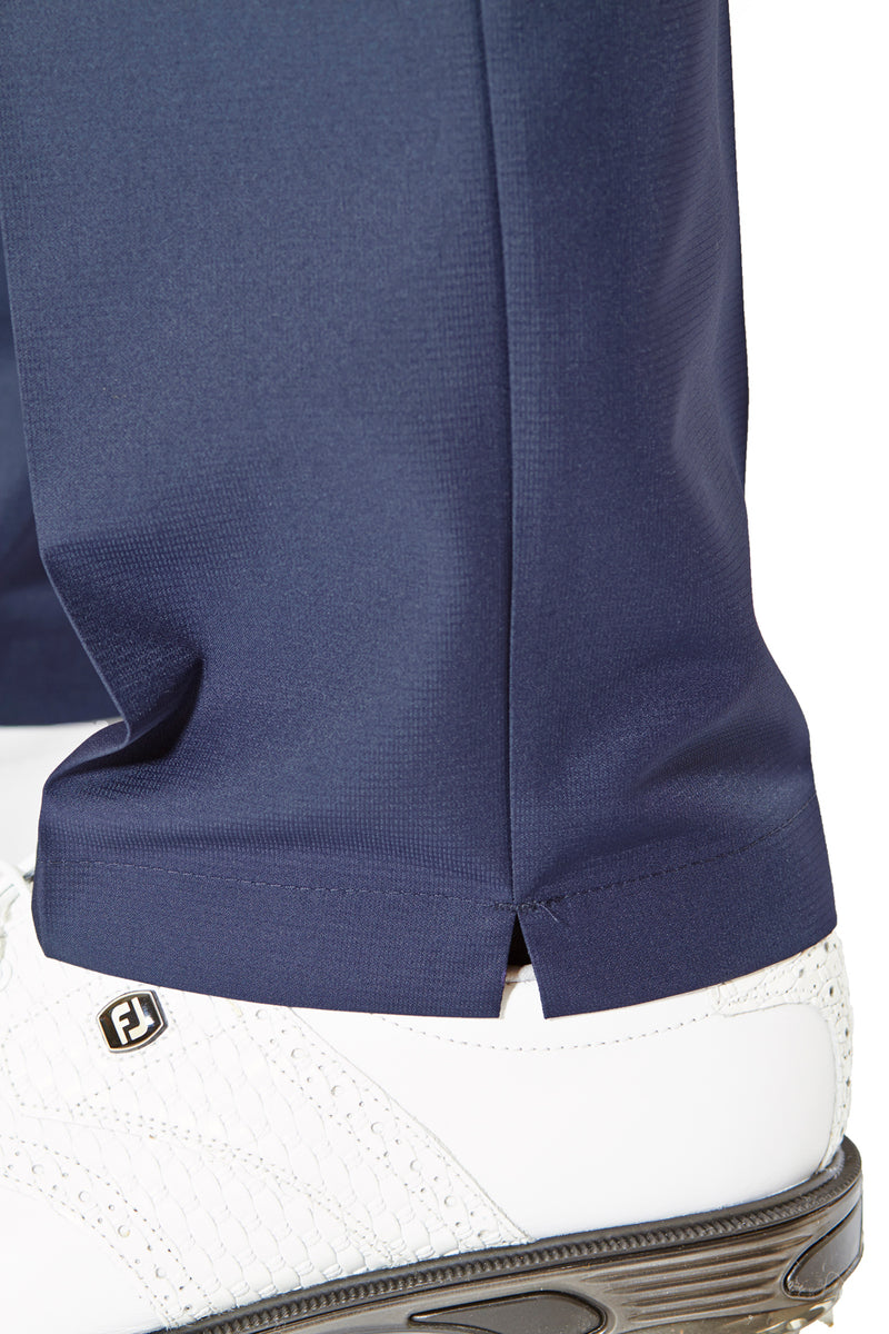 Sintra 2.6 - Navy Technical Golf Trouser - Tapered Fit