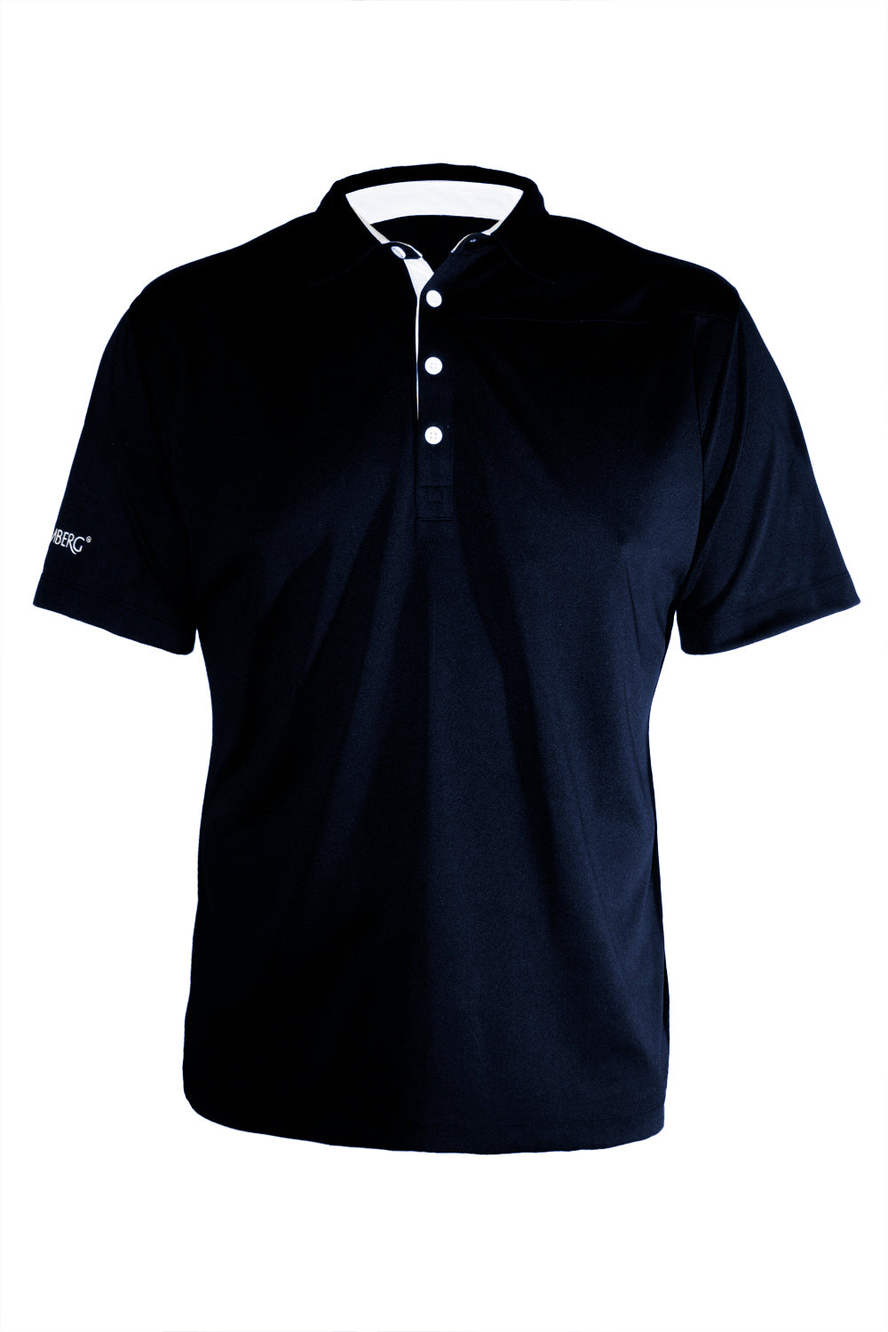 Tech Shirt 3 - Navy - Cool Dry - Moisture Managed - Fitted
