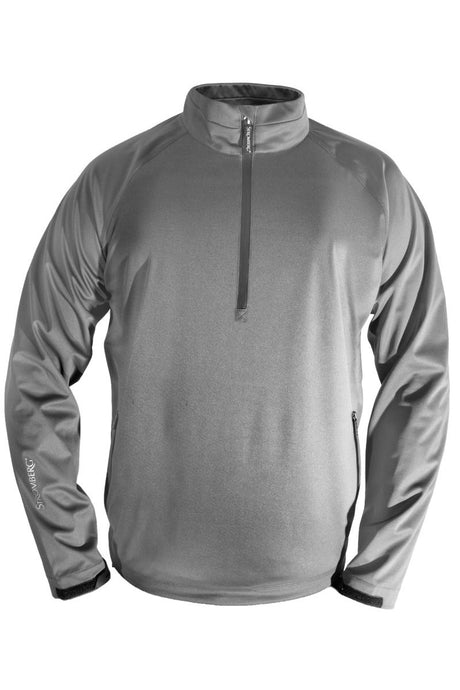 Wintra Windshirt 1 - Grey - Water Resistant - Standard Fit