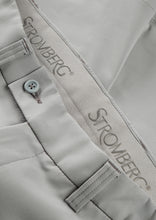 Load image into Gallery viewer, Hampton Short - Light Grey Technical Stretch Short - Tapered Fit