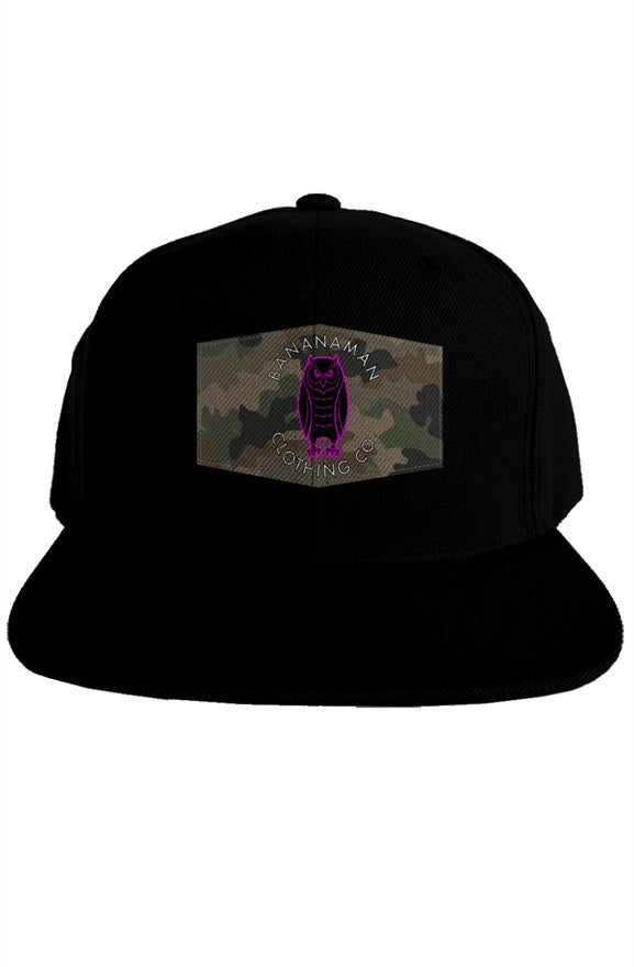 The Owl - SnapBack Hat