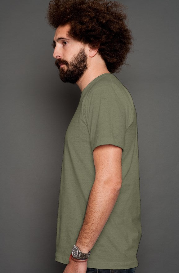 The Palm Pocket - Military Green