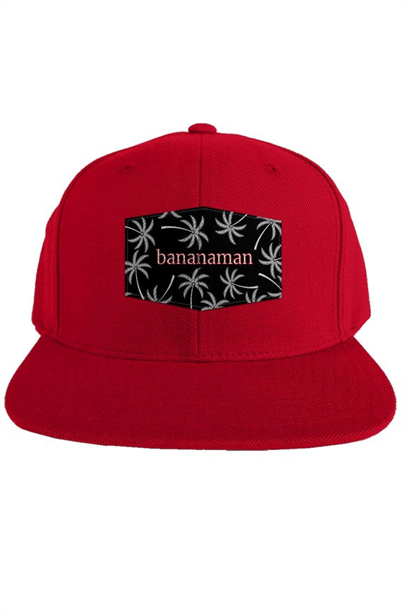 The Palm Pocket - Snapback Hat