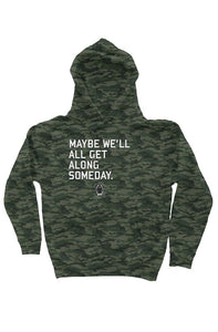 The Someday - Camo Hoodie