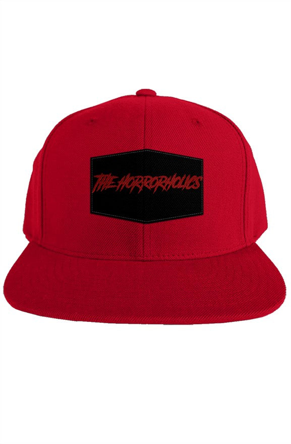 The Horrorholics - Red Premium Snapback