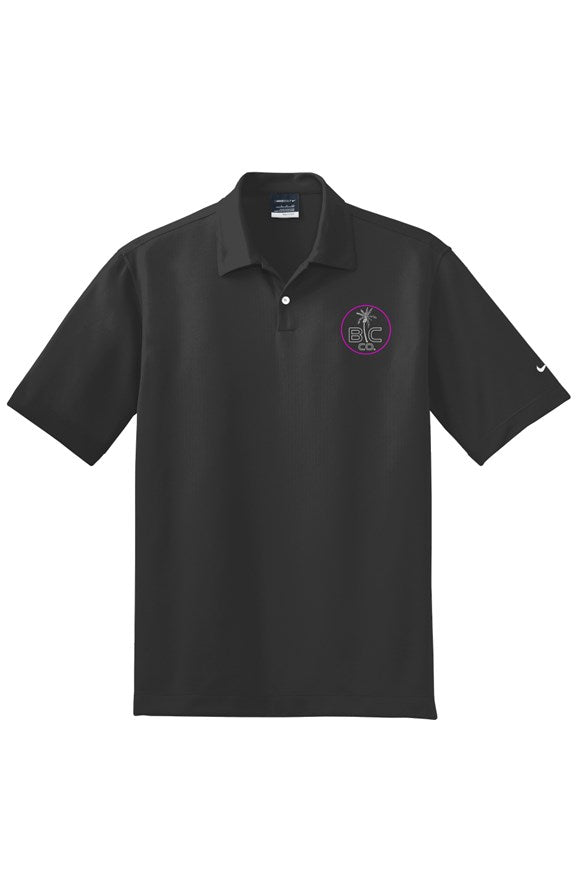 BC Golf - DriFIT Pebble Texture Polo