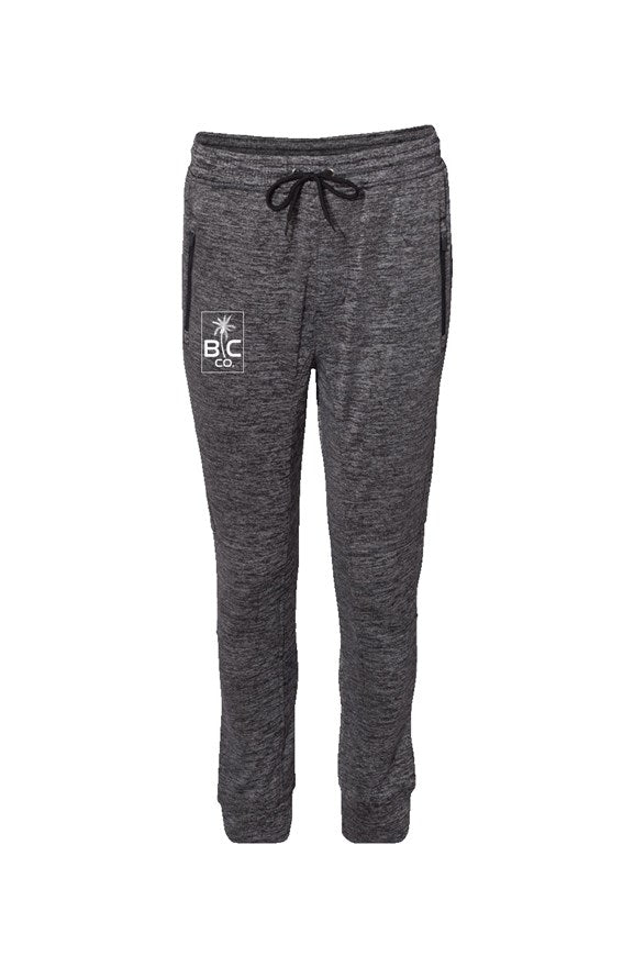 BC Co. - Performance Joggers -Heather Charcoal