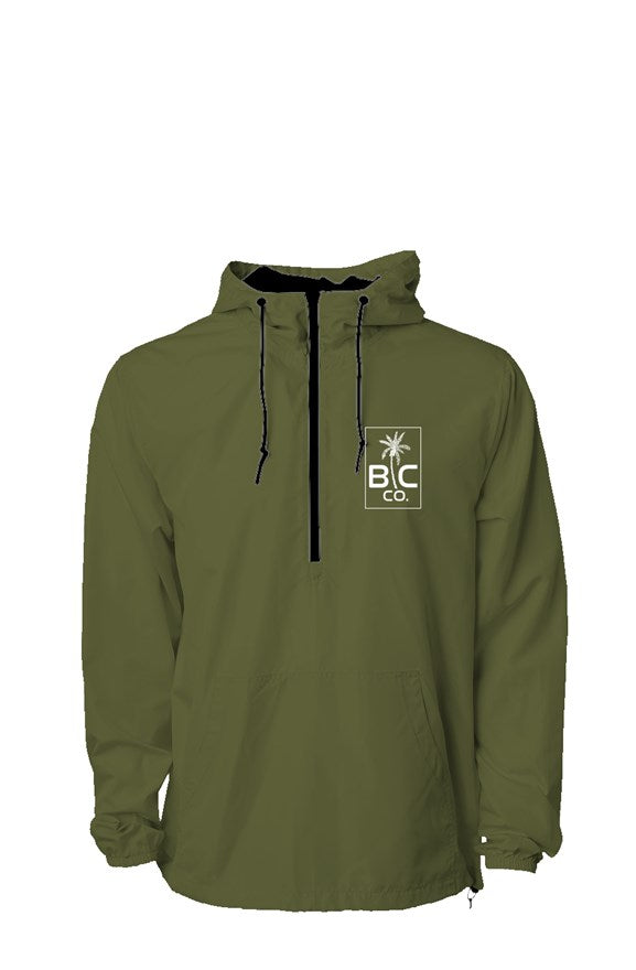 BC Co. - Lightweight Pullover Windbreaker