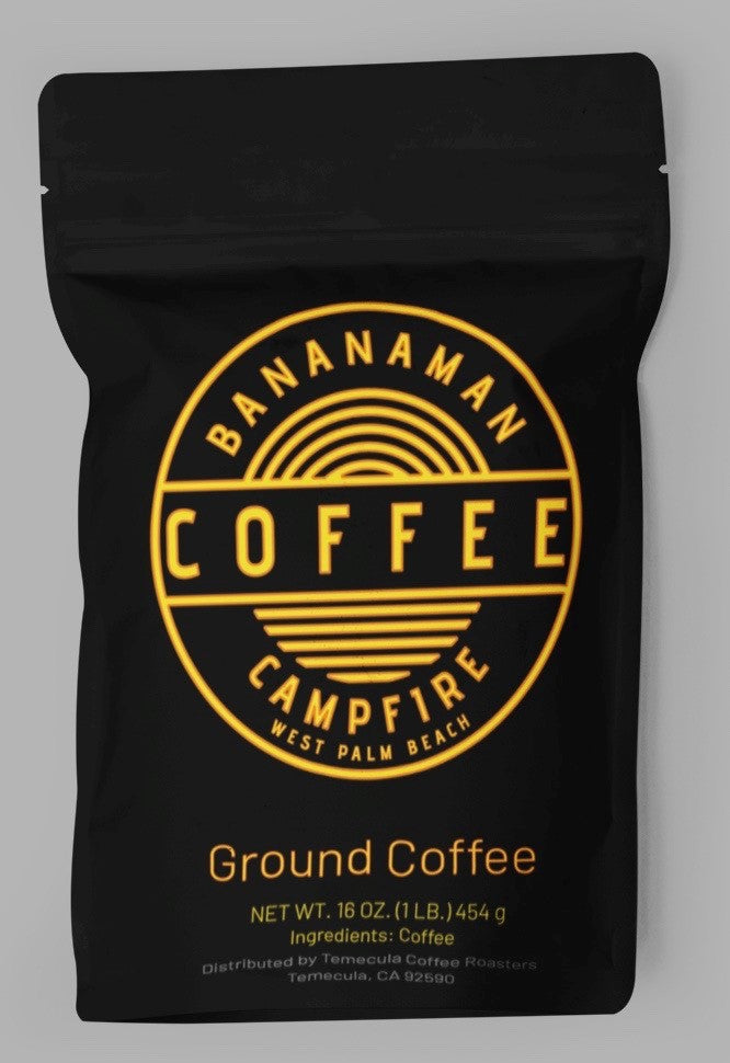 Campfire - Ground Coffee - 1 lb.