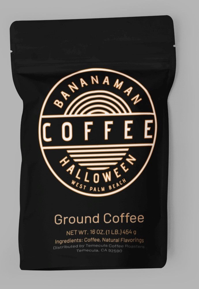 Halloween - Ground Coffee - 1 lb.
