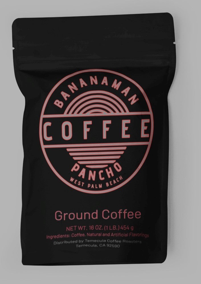 Pancho - Ground Coffee - 1 lb.