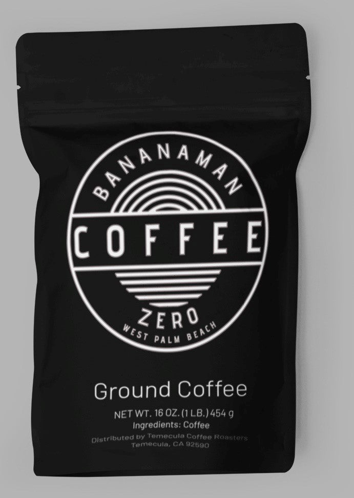 Zero - Decaf Ground Coffee - 1 lb.