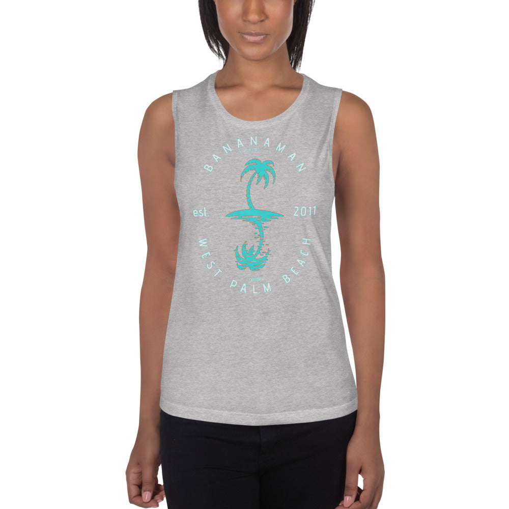 The Reflection - Ladies' Muscle Tank