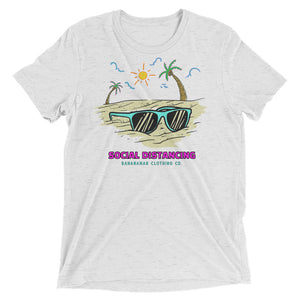 Social Distancing - Short sleeve t-shirt