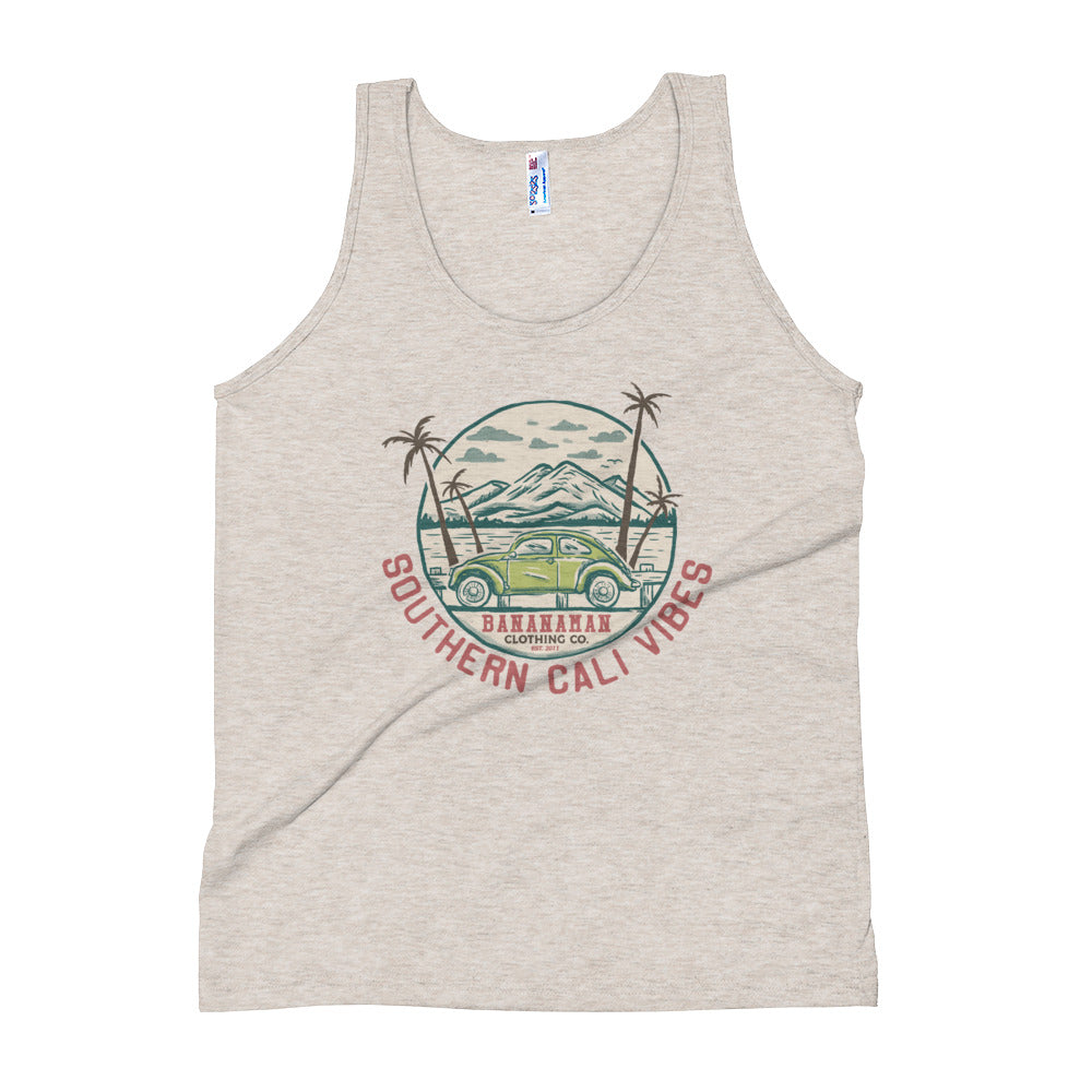 Southern Cali Vibes - Unisex Tank Top