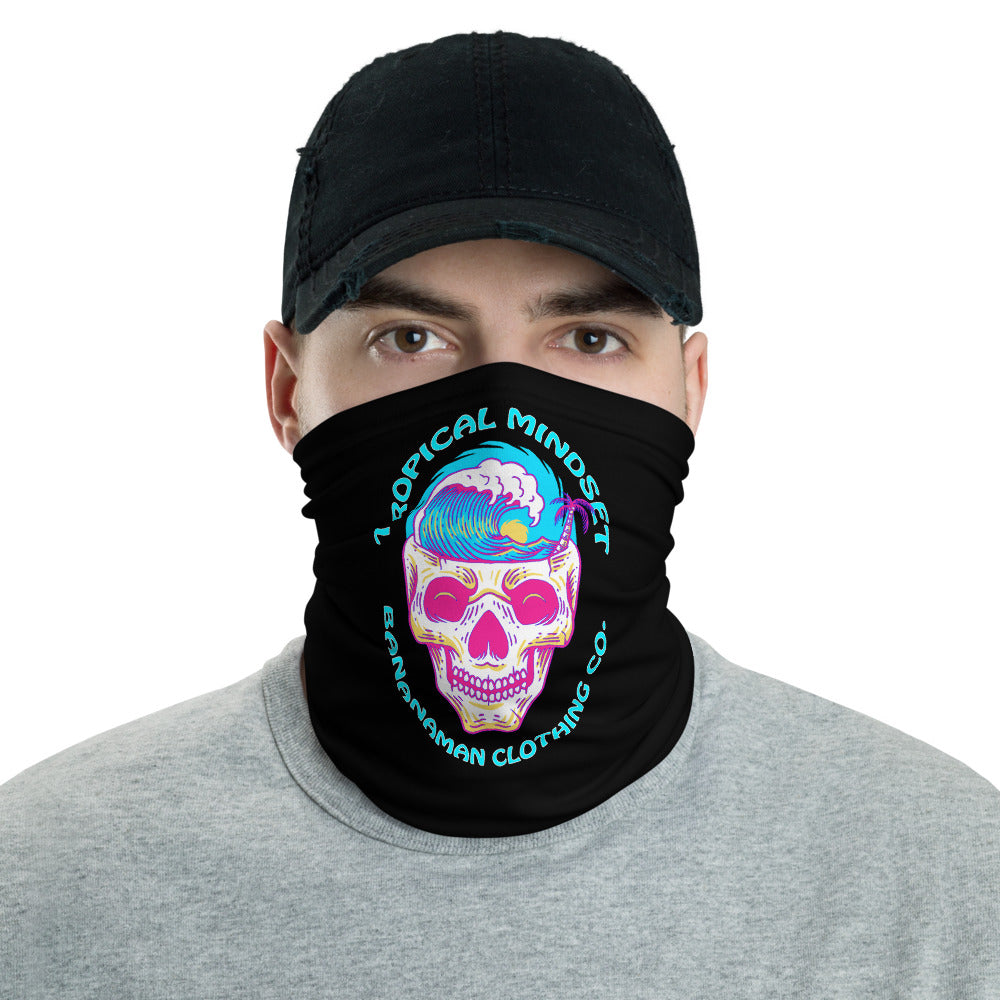 Tropical Mindset - Face Shield