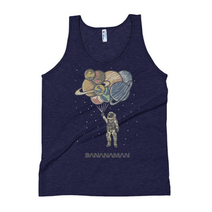Space Balloons - Unisex Tank Top