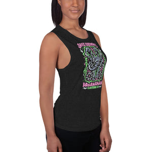 The Elephant - Ladies' Muscle Tank