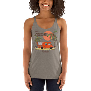 Tennessee Tatercakes - Women's Racerback Tank