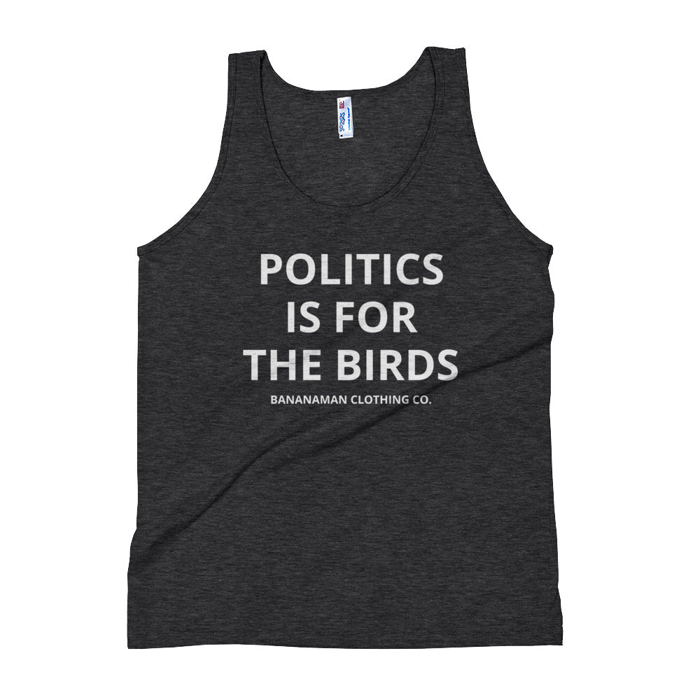 Mr. Political - Unisex Tank Top